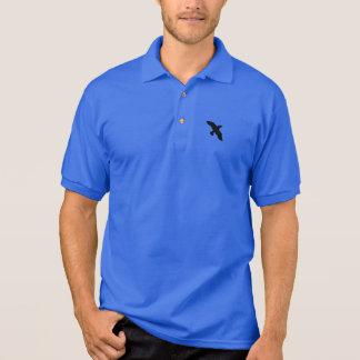 Mann-Polo-Shirt (königliches Blau) Polo Shirt