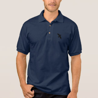 Mann-Polo-Shirt (Marine-Blau) Polo Shirt