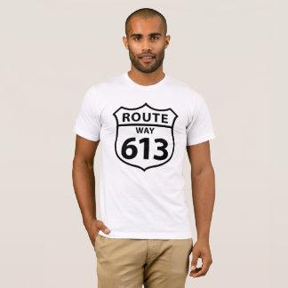 Männer des Weg-613 T-Shirt