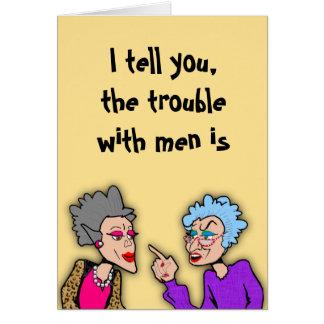 Männer Karte