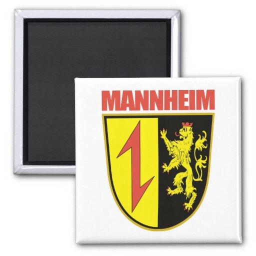 Mannheim Kühlschrankmagnet