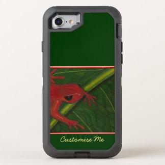 Manny das Mantella (Frosch) OtterBox Defender iPhone 7 Hülle