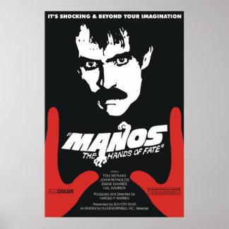 Manos: Die Hände des Schicksals Poster