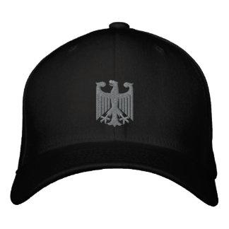 """""""Manteau casquette allemand d'Emboidered de bras"""" Casquette Brodée"""