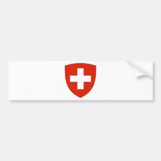 Manteau de la Suisse des bras Adhésifs Pour Voiture