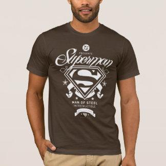Manteau de Superman des bras T-shirt