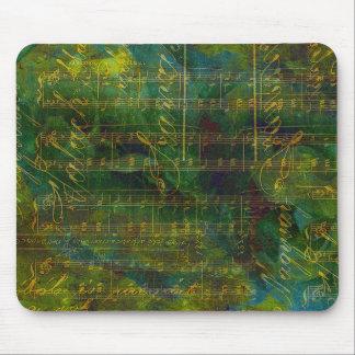 Manuskript abstrakt mauspads