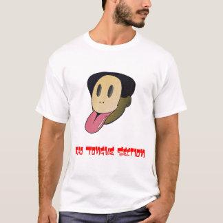 Mao-Zunge-Abschnitt T-Shirt