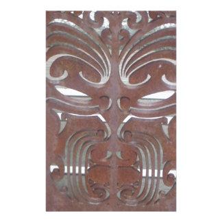 Maori- aotearoa Neuseeland Briefpapier