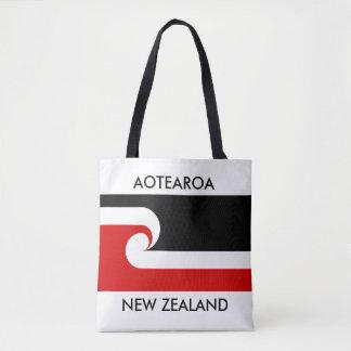 Maori- Flagge aotearoa Neuseelands Tasche