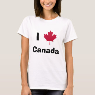 mapleleaf, Kanada T-Shirt