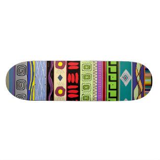 Mapocho Stammes- Designer-Skateboard-Plattform Personalisierte Skateboards