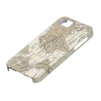 Mappemonde Etui Fürs iPhone 5