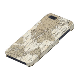 Mappemonde iPhone 5 Cover