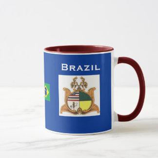 Maranhão, Brasilien Mug Caneca de Maranhão Tasse