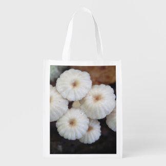 Marasmius rotula Pilz-wiederverwendbare Tasche Wiederverwendbare Einkaufstasche