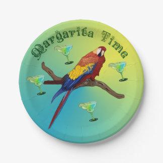 Margarita-Party Pappteller