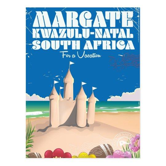 Margate, Kwazulu Natal Südafrika Reisedruck Postkarte