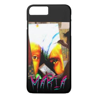MARIA durch IHR WIRKLICH, (HAUPTSTADT W) iPhone 7 Plus Hülle