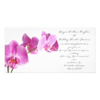 mariage de ressort photocarte personnalisée