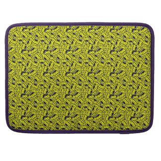 Marienkäfer-Gelb MacBook Pro Sleeve