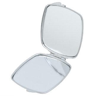 Marienkäfer-kompakter Spiegel Taschenspiegel