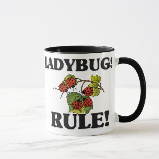 MARIENKÄFER Regel! Tasse