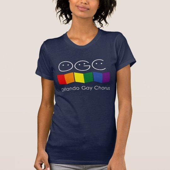 Marine-Blau - der homosexuellen der T - Shirt