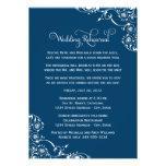 Marine der Hochzeits-Proben-und Individuelle Einladungen