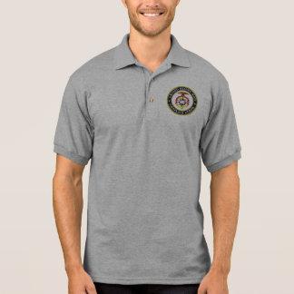 Marine-Geistlich-Polo-Shirt Polo Shirt