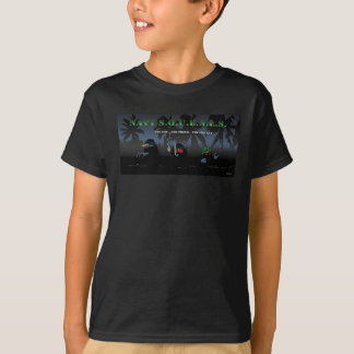 Marine-Pfeifen T-Shirt