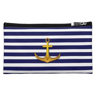 Marine Stripes Bagettes Tasche