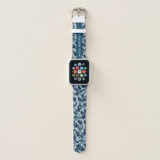 Marine-Tarnung Apple Watch Armband