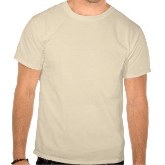 Marine u. rotes Fixie T Shirts