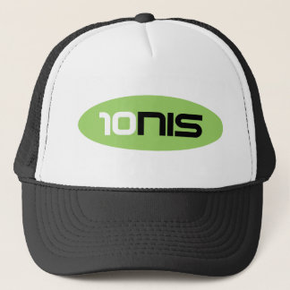 Marke des Tennis-10NIS Truckerkappe