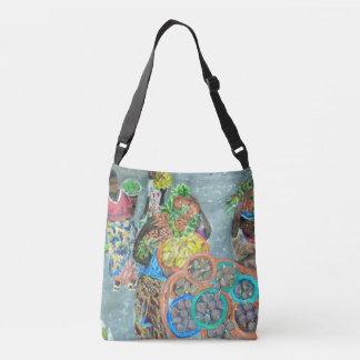 Markt-Tag, Taschen-Tasche Tragetaschen Mit Langen Trägern