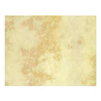 Marmor oder Granit gemasert 21,6 X 27,9 Cm Flyer