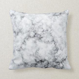 Marmorbeschaffenheit Kissen