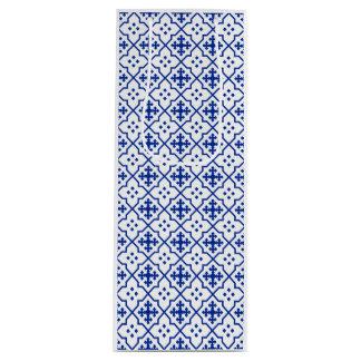 Marokkanisches Blau Geschenktüte Für Weinflaschen