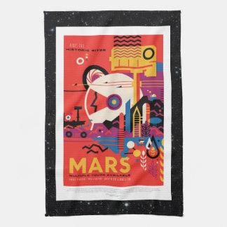 Mars-historischer Handtuch