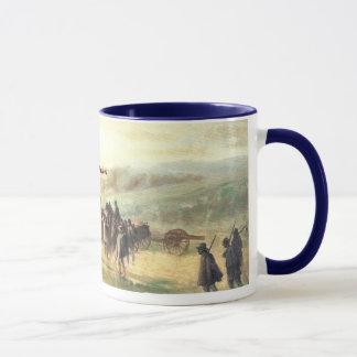 Marschieren in den Regen nach Gettysburg-Tasse Tasse