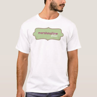 Marshmallow_Bliss_Womens_Tshirt T-Shirt