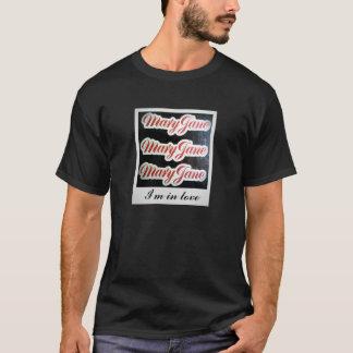 Mary Jane bin ich in Liebe T-Shirt