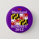 Maryland für Romney 2012 Runder Button 5,1 Cm