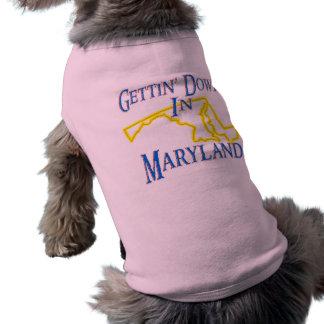 Maryland - Getting unten Shirt