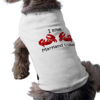 Maryland-Krabben der Liebe I! T-Shirt
