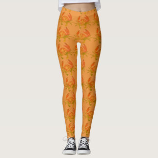 Maryland-Krabben-Liebhaber Leggings