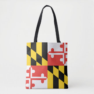 Maryland-Staats-Flagge Tasche