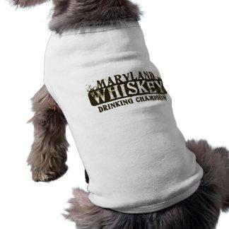 Maryland-Whisky-trinkender Meister Shirt