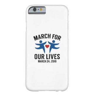 März für unsere Leben Barely There iPhone 6 Hülle